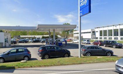 Distributore devastato nella notte, danni per 50mila euro
