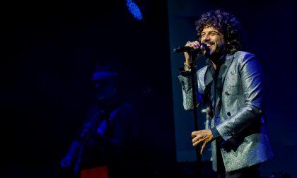 Francesco Renga in concerto ad Alessandria