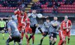 Trasferta amara per l'Alessandria a Monza, battuti  2-0