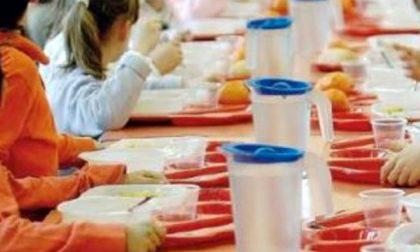 Mensa scolastica ad Alessandria: taglio del 40%