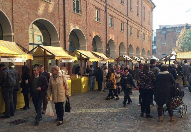 San Baudolino la fiera delle eccellenze gastronomiche in mostra