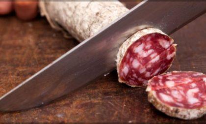 Salmonella nel salame: prodotto ritirato