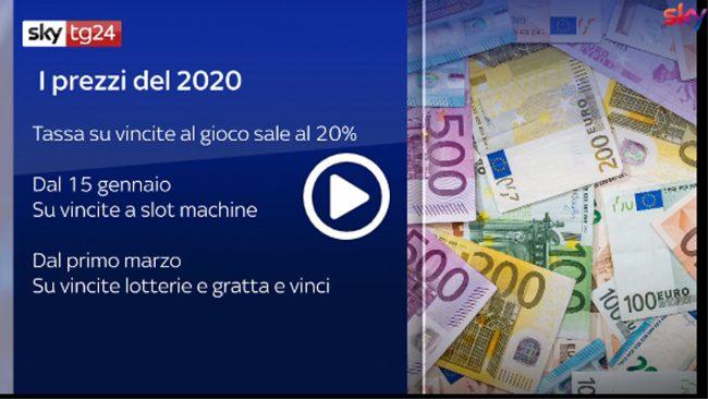 Tutte le nuove tasse del 2020: fumo, gratta e vinci, assorbenti, gas… VIDEO