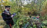 Abbandono dei rifiuti, giro di vite dei carabinieri: due denunce