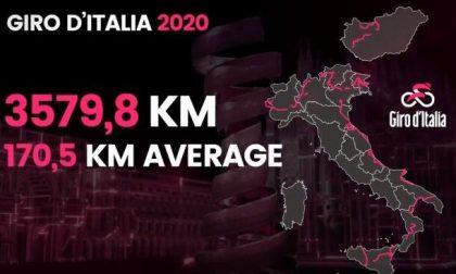 A ottobre il Giro d'Italia 2020: la tappa più lunga passerà anche dall'Alessandrino