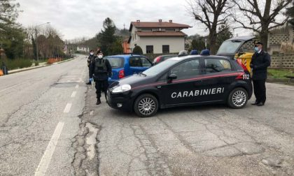Guida in stato di ebbrezza: tre uomini denunciati dai Carabinieri