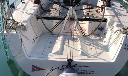 Alessandria Sailing Team in pausa, impossibile regatare