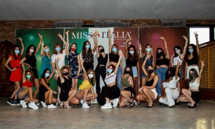 Miss Italia, primo casting dopo il Covid, 32 ragazze dal Piemonte e dalla Valle d'Aosta: 2 alessandrine