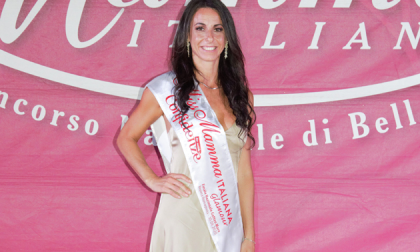 "Miss Mamma Italiana 2020, la fascia ""Glamour"" all'alessandrina Valeria Simonetti"