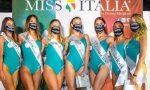 Prima selezione di Miss Italia 2020.. in mascherina