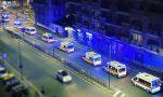 La foto simbolo: il corteo di ambulanze da Torino a Tortona