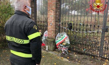 Un anno dalla strage di Quargnento, la commemorazione dei Vigili del fuoco ai tre caduti