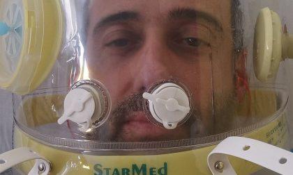 Fine dell'incubo dopo dieci giorni di ricovero per Covid-19