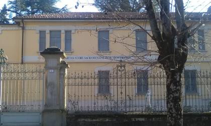Focolaio al convento Villa Charitas di Tortona dove purtroppo è deceduta una suora