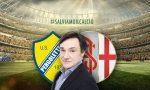 Pergolettese-Alessandria commentata da Fabio Caressa in diretta su Sky