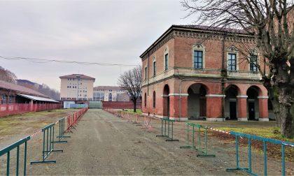 Alessandria, partirà il 2 gennaio l'hotspot drive Valfré per tamponi rapidi