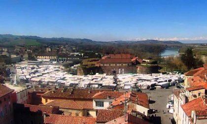 Mercati straordinari nelle prossime due domeniche in piazza Castello