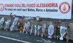 Strage di Quargnento: un fiore in onore di Marco, Antonino e Matteo