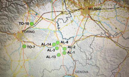 Provincia di Alessandria, 6 aree idonee per il deposito di rifiuti radioattivi