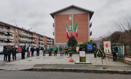 Alessandria commemora unita le vittime delle Foibe