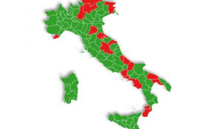 Covid, varianti e zone rosse provinciali: Alessandria (al momento) sotto la soglia critica