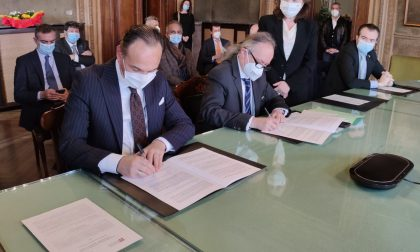 """Firmato il Protocollo d'Intesa tra Regione Piemonte e il Partenariato """"Bacino del Tanaro"""""""