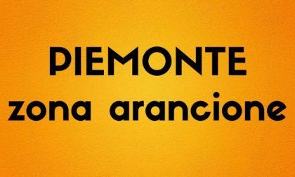 Piemonte in zona arancione: le misure in vigore da oggi
