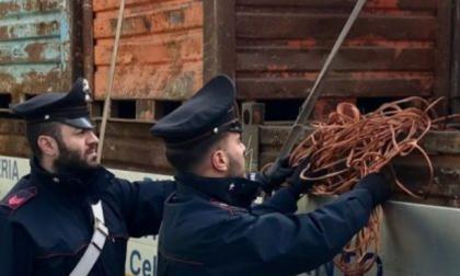La Polizia di Stato contro i furti di rame: tra le 91 persone controllate indagato un Alessandrino