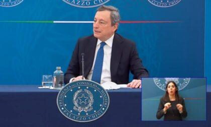 """La conferma di Draghi: """"Dopo Pasqua scuole aperte fino alla prima media anche in zona rossa"""""""