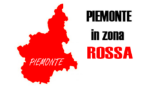 Piemonte resta zona rossa per colpa dell'incidenza dei contagi, malgrado l'Rt