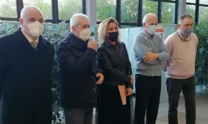 """Il centro fieristico di Novi Ligure è un nuovo polo vaccinale: """"Fino a 528 vaccinazioni al giorno"""""""