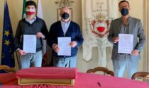"""Siglato il protocollo d'intesa """"Accordo dei due diamanti"""" tra Moncalvo e Valenza"""