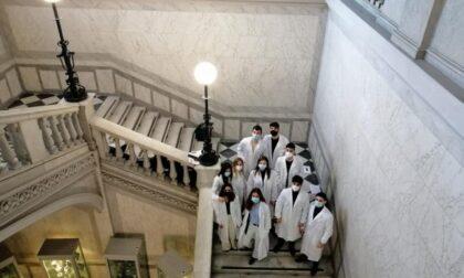 I primi 50 giorni in corsia, l'Ospedale di Alessandria soddisfatto dei suoi studenti