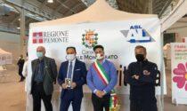 Inaugurato il nuovo polo vaccinale al PalaFiere di Casale Monferrato