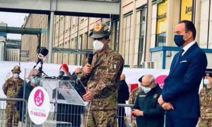 """Il Generale Figliuolo in Piemonte, Cirio: """"Gli ho chiesto una sola cosa: vaccini"""""""