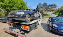 Auto recuperata a Valenza, era stata rubata ad Asti nel 2019