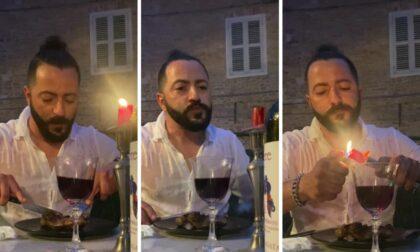 Cena bagnata, cena fortunata: il video del macellaio alessandrino che sta facendo il giro del web