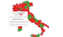 Incidenza contagi: Alessandria ben al di sotto della quota da zona rossa