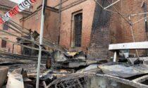 """Aveva incendiato il chiosco della Cittadella di Alessandria, arrestato il piromane """"di professione"""""""