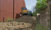 Iniziati i lavori del nuovo parcheggio al Centro Congressi di Acqui Terme