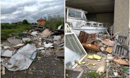 Discarica abusiva di rifiuti pericolosi rinvenuta in una falegnameria ad Acqui Terme