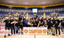 Il Derthona Basket di Tortona vola in A1, in gara 5 battuto il Torino 74 a 75