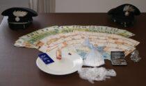 Nascondeva 52 grammi di cocaina in una pentola, arrestato spacciatore a Gavi