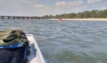 Salvaguardare i fiumi e la biodiversità, iniziato il presidio dei greti nel Po alessandrino