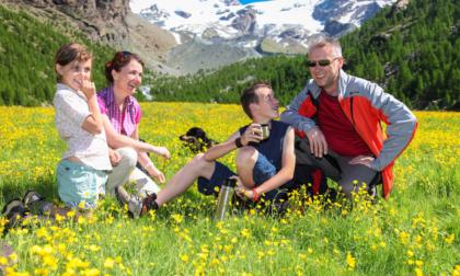 Valle d'Aosta, l'ambiente ideale per una vacanza in famiglia