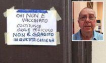 """Parroco di Casale contro i No-Vax: """"Chi non è vaccinato non è gradito in questa chiesa"""""""