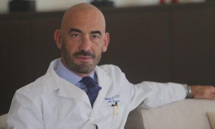 Denunciato il capo dei No Vax che avevano contestato il prof. Bassetti