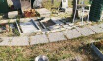 Vandalismo al cimitero degli animali