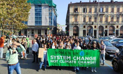 Fridays for Future, la manifestazione ad Alessandria
