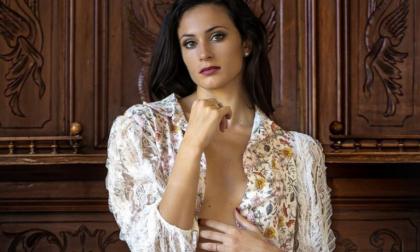La valenzana Carlotta Necchi in semifinale a Miss Italia